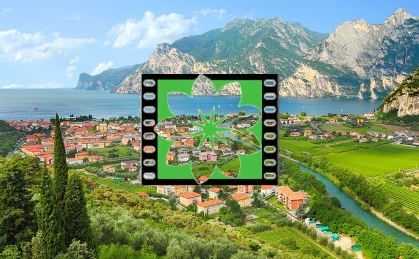 italy, lake garda, lago di garda, trentino, alps, alpine landscape, landscape, europe, european city, european landmarks, aerial view, trento, summer, beautiful landscape, torbole, alpine, nature, national park, cruise, lake, water, vacations